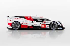 Toyota Gazoo Racing Inspired To Win In 2017 Toyota Gazoo Racing