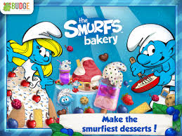 smurfs bakery android apps google play