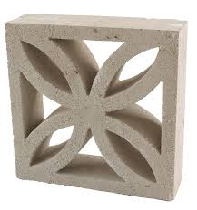 concrete block decorative Design Decoration