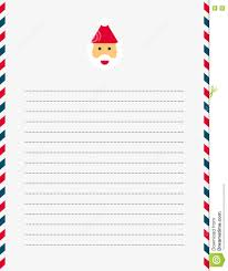 dear santa letter template free santa paper template father christmas paper chain ichild free santa claus letter template stock vector image 80723473