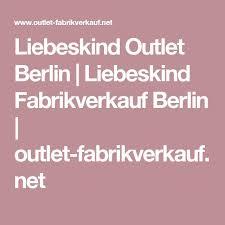 designer outlet berlin fabrikverkauf die besten 25 liebeskind outlet ideen auf top handle
