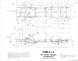 Ford F350 Truck Bed Dimensions - 1970 body builder u0027s layout book fordification com