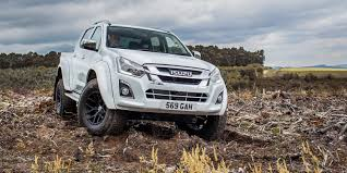 isuzu dmax 2006 2017 isuzu d max arctic trucks at35 revealed photos 1 of 12
