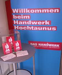 Vhs Bad Homburg Karriere Mit Lehre Im Handwerk Hochtaunus