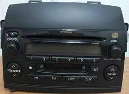 toyota car stereo toyota factory cassette cd radio manual godwinwoodworth s