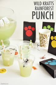 wild kratts party punch the chic site