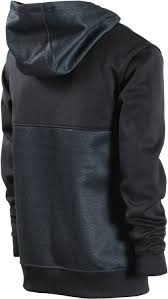 neff flint shredder zip hoodie closeout black free shipping