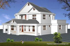 photos of designs indian model house plans exterior views