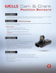 nissan altima 2005 throttle position sensor amazon com wells su6516 engine camshaft position sensor automotive