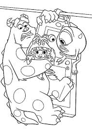 monsters characters coloring pages u2014 allmadecine weddings