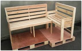 Wooden Pallet Bench Innovative Diy Ideas For Wood Pallet Reusing Recycled Things