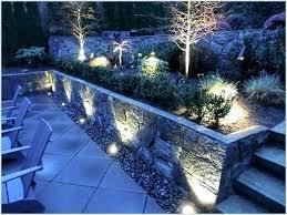 Low Voltage Led Landscape Lighting Sets Solar Landscape Lighting Kit Four Best Low Voltage Landscape