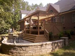 build a deck with charlotte deck design company archadeck of charlotte