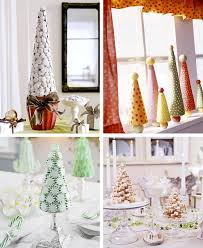 Decorative Tabletop Christmas Trees by 41 Beautiful Tabletop Christmas Trees Digsdigs