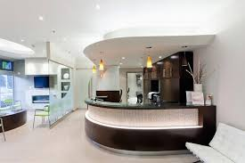 Attractive And Modern Dental Office Interior Design Nurse - Dental office interior design ideas