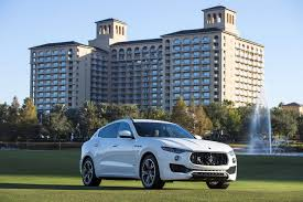 maserati penalty here u0027s how a golfer could win a new maserati levante this weekend