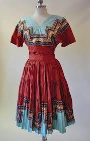 clothing lakota dress blue trade cloth ribbonwork shells