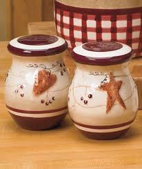 hearts and kitchen collection best buy spivey hearts and salt and pepper shakers