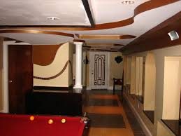home design basement ideas with low ceilings craftsman medium