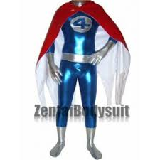 Fantastic Halloween Costumes Fantastic Costume Human Torch Spandex Superhero Suit