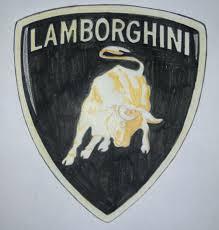 car lamborghini logo lamborghini logo drawing