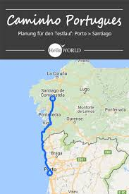Camino De Santiago Map Best 25 Compostela Ideas On Pinterest Santiago De Compostela