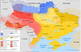 map ukraine historical maps of ukraine