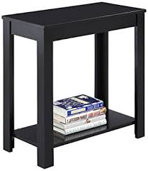 Kitchen Side Table Crown Side Table Black Kitchen Dining