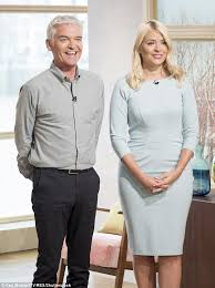 willoughby stays two streets away from phillip schofield