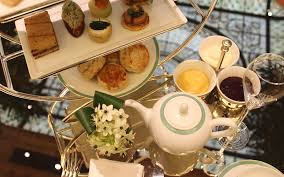 best afternoon tea in new york city travel leisure