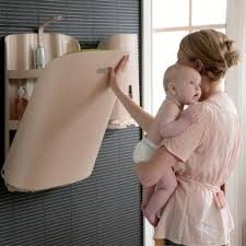 Wall Changing Tables For Babies Small Baby Changing Table Foter