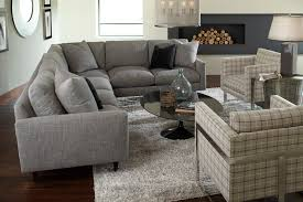 Rowe Sectional Sofas by Furniture Cool Grey Sectional Couches Design With Glass Round