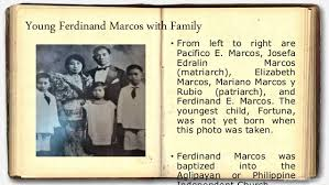 biography of ferdinand marcos who is ferdinand marcos