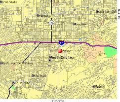 west covina ca map 91791 zip code west covina california profile homes