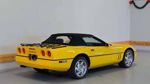 1990 chevrolet corvette convertible t150 1 indy 2017