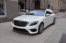 mercedes s class 2015 sedan 2015 mercedes s class s63 amg stock gc1566 for sale near