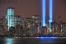 9 11 Memorial Lights Manhattan 9 11 Lights Urban Life U0026 Travel In Photography On The