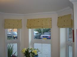 bay window coverings curtains blinds poles tracks conservatory
