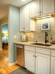 Cool Kitchen Backsplash Impressive House Kitchen Interior Design Complete Pleasant White
