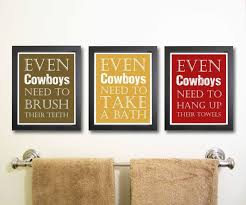 cowboy bathroom ideas 1000 images about bathroom on home wall decor
