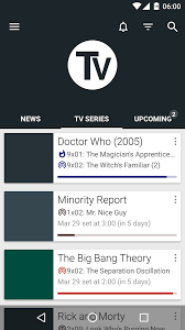 tv shows apk tv series your shows manager android apps on play