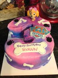 another one of my popular themed paw patrol cakes i hope