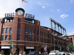 Coors Field Map Coors Field Denver Colorado Home Of The Colorado Rockie U2026 Flickr