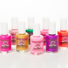 piggy pink nail polish images