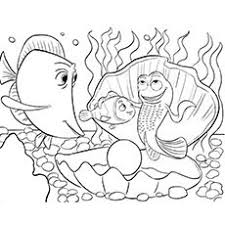 56 best nemo coloring pages images on pinterest finding nemo