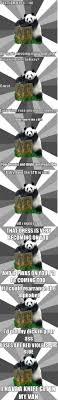 Pick Up Line Panda Meme - bad pickup line panda