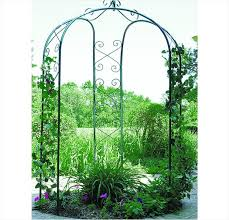 wedding arches home depot cobraco 71 in w x 91 in h gazebo trellis arch gaz g the home depot