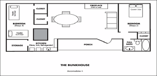 outstanding 6 cabin bunkhouse plans trophy amish cabins llc homeca