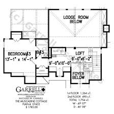 muscadine cottage house plan craftsman house plans
