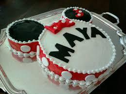 aimeejo desserts maya u0027s 3rd birthday cake minnie mouse